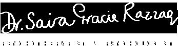 Dr. Saira Gracie Razzaq - Psychotherapist & Psychologist